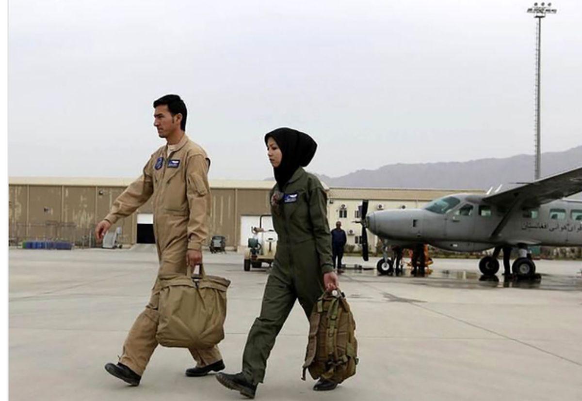 صفیه فیروزی خلبان افغان که توسط طالبان سنگسار شد کیست؟