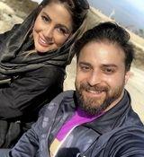 بابک جهانبخش عزادار شد + عکس