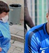 جوهر توکتاش | فوتبالیستی که پسر 5 ساله اش را به خاطر ویروس کرونا خفه کرد + عکس
