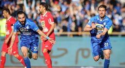 کاپیتان های استقلال و پرسپولیس در بازی فردا مشخص شدند