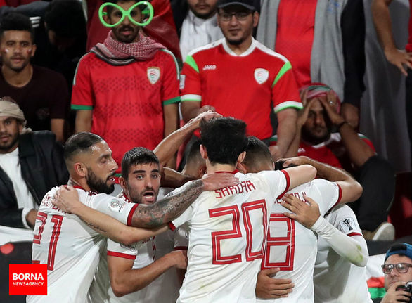 پیش بازی ایران و چین