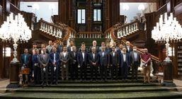 دیدار و گفتوگوی مدیرعامل بانک آینده با شماری از مدیران ارشد بازار سرمایه
