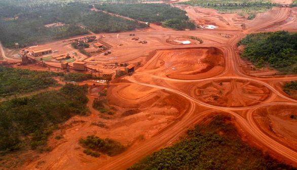 افزایش ۱۳۰ میلیون تنی تولید جهانی آلومینا