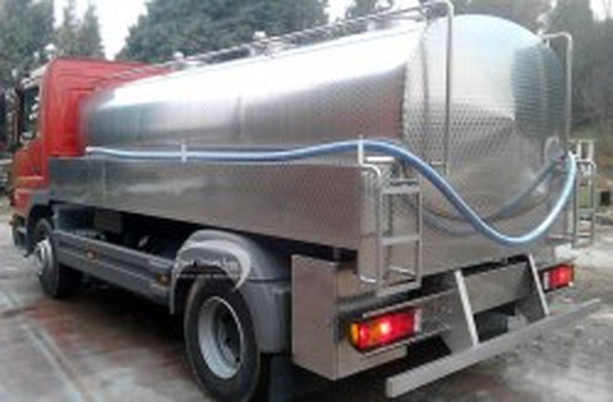 ساماندهی حمل و توزیع آب شرب تانکری در کیش