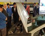 ارزیابی رضایتمندی زائران حرم رضوی در ایام مبارک عید غدیر