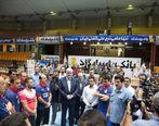 با آرزوی افتخارآفرینی برای دلاوران ایران؛ بانک پاسارگاد تیم ملی کشتی ایران را برای اعزام به مسابقات المپیک بدرقه کرد