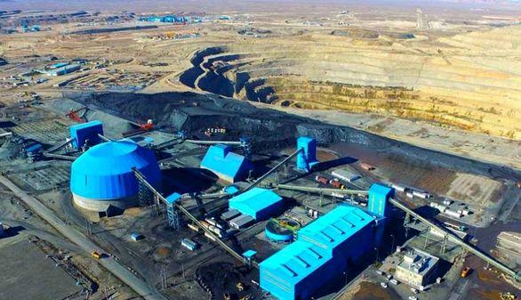 استخراج بیش از ۵ میلیون تن سنگ آهن در سنگان