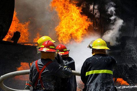 جزئیات آتش سوزی مجتمع مسکونی در شمال تهران