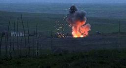برخورد ۲ راکت دیگر از طرفهای درگیر در قرهباغ به خداآفرین