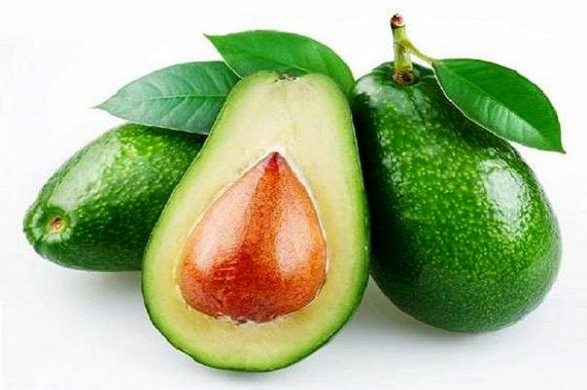 رژیم غذایی همراه با مصرف روزانه آووکادو