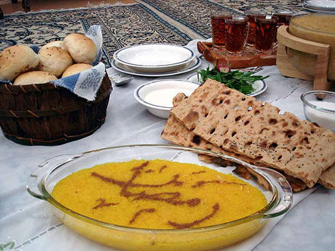 الگوی غذایی روزهداری در ماه رمضان
