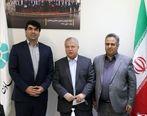 علی پروین امور بانکی شرکت پیشکسوتان کهن پرسپولیس را به بانک توسعه تعاون سپرد