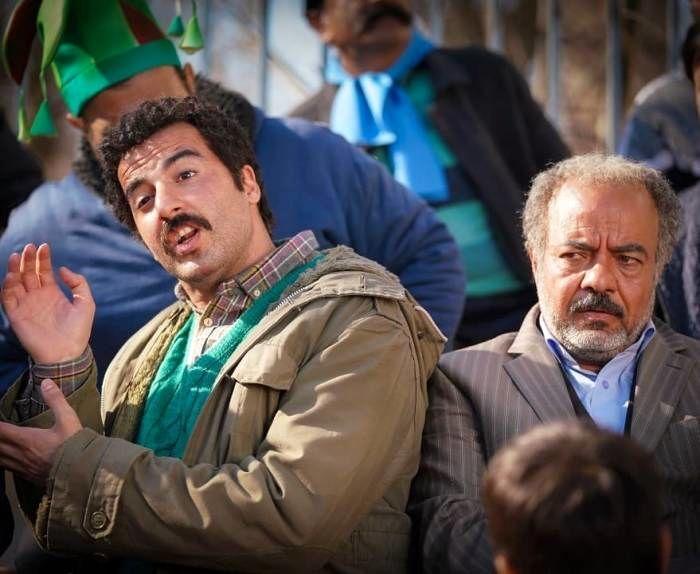"""نون.خ"" | پاشا جمالی بازیگر سریال ""نون.خ"" 2 کیست ؟ + تصاویر"