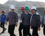 بازدید مدیرعامل از شرکت صنعتی و معدنی توسعه فراگیر سناباد