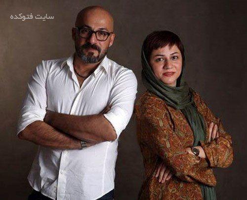 مراسم ازدواج امیر اقایی با بازیگر معروف + بیوگرافی و عکس