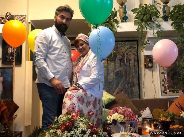 جشن باشکوه اولین سالگرد عقد بهاره رهنما و همسرش +تصاویر