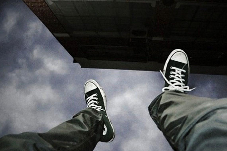 خودکشی پسر تهرانی از پاساژ مهستان +عکس